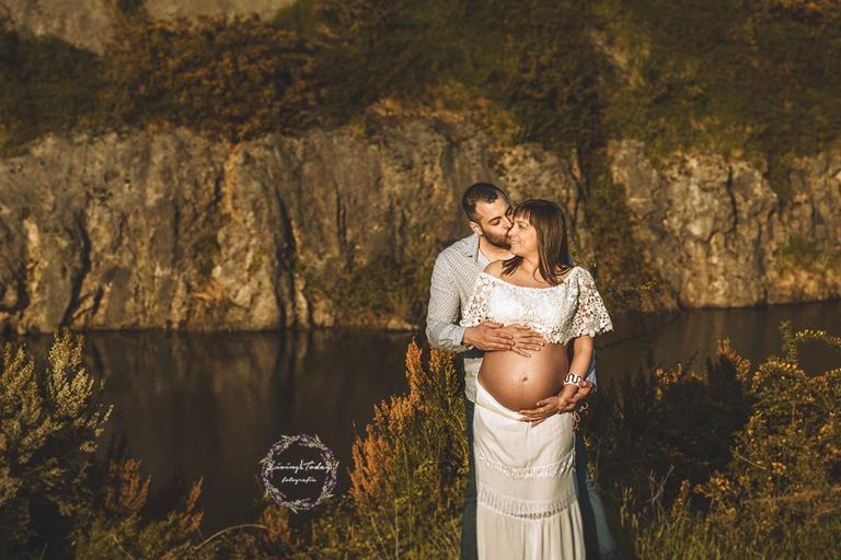 embarazo - sesiones de embarazo en bilbao