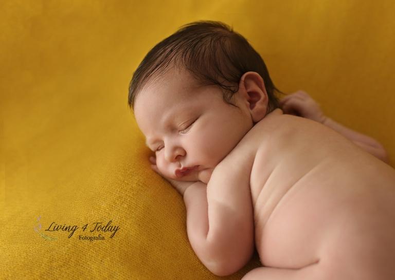 Reserva la sesión de bebé antes de su nacimiento.