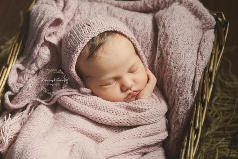 sesión newborn Bilbao - 6 días